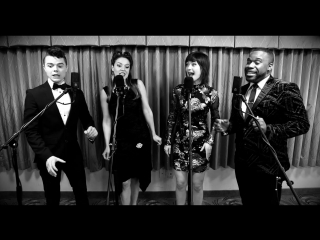 Акапелла кавер песни Miley Cyrus - We Cant Stop (50s Style) - Postmodern Jukebox