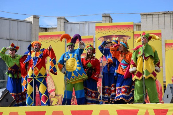 Усть-Илимск. 8 апреля. Пасха и Праздник весны