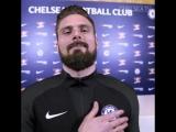 Добро пожаловать в «Челси», Жиру!