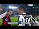 Juventus vs Barcelona (second Halftime)