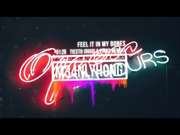 Tiesto - Feel it in My Bones (Riggi Piros Remix)