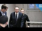 В сети появилось видео задержания экс-министра Улюкаева