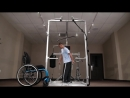 Wheelchair Fitness Solution™ - Smart training system for wheelchair users