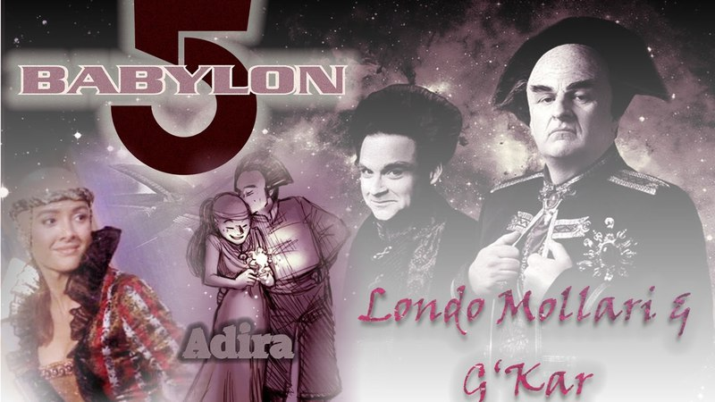 Babylon 5 - sad moments - Londo and G'kar - Tribute Memory