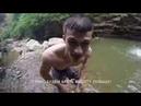 Табасаранский район. Прыжки в воду. Водопад. Горы.