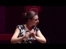 1013 J. S. Bach - Partita in A minor, BWV 1013 - Irina Stachinskaya, flute