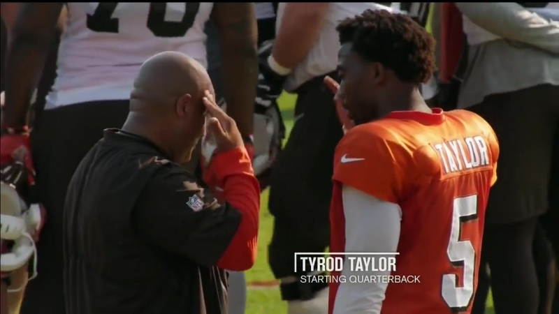 Hard Knocks S13E02 Training camp with the Cleveland Browns