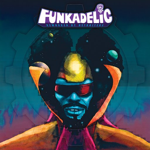 Funkadelic альбом Reworked By Detroiters