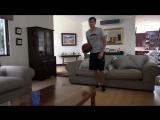Удивительные навыки и хитрости пинг-понга