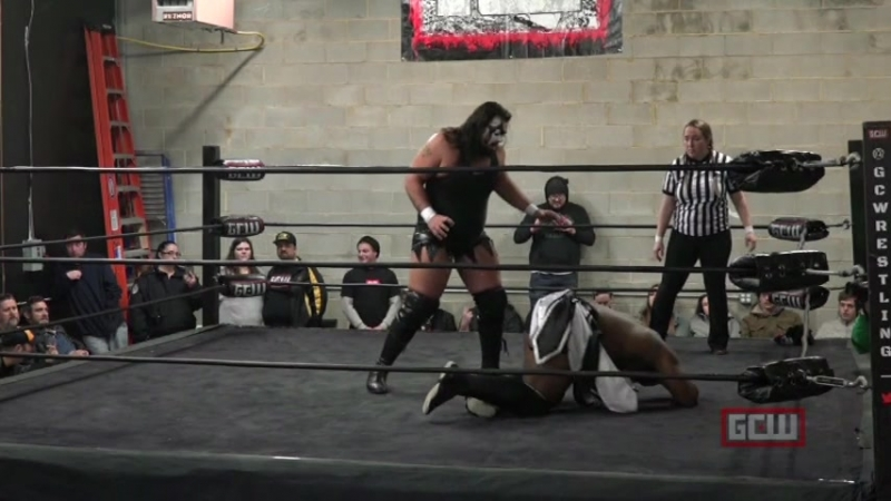 GCW The Compound Fight Club Chapter 1 30 12 2017
