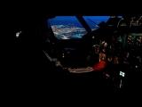 Параллельный заход Airbus A321 и Boeing 777 Sydney Australia