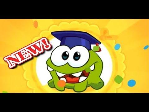 Ам Ням Новые серии 2018 Мультик игра Приключение Прохождение 31 - 40 уровень / Am Nyam New Series