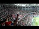 Argentina vs. Croatia after goal reaction 21.06.2018