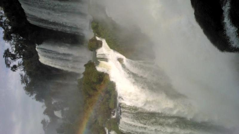 3. Водопады Игуасу Бразилия/Аргентина 2016