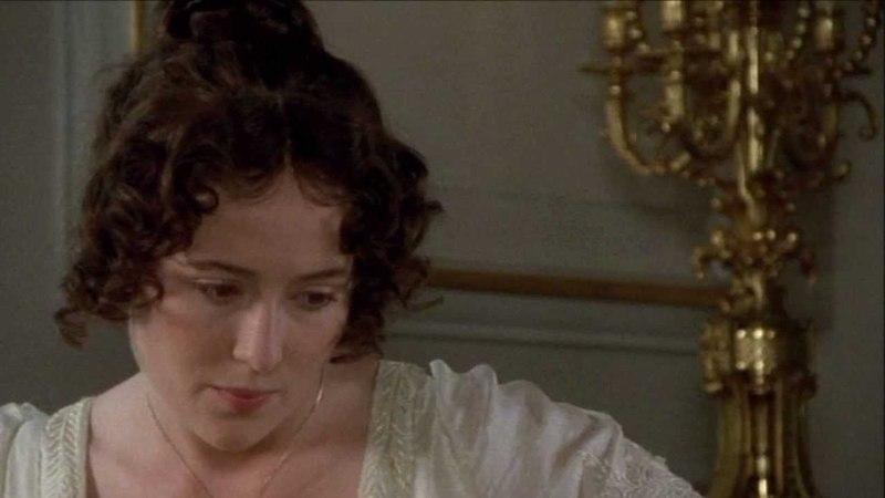 Pride Prejudice 1995: * She's the One * - Locked Gazes at Pemberley (Colin Firth, Jennifer Ehle)