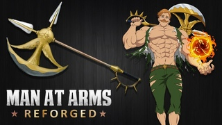 Divine Axe Rhitta – The Seven Deadly Sins – MAN AT ARMS: REFORGED