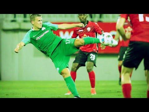 Robin Lod ● His Career in Panathinaikos (2015-2017)