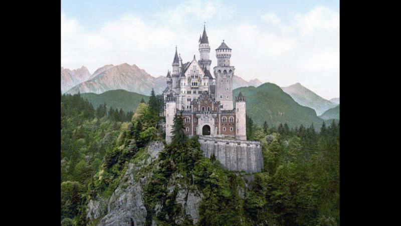 ПоДушам. Увлекательный и познавательный тест Прогулка по замку