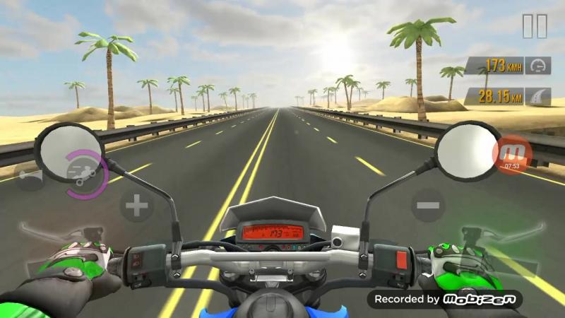 Играем в Traffic Rider 4