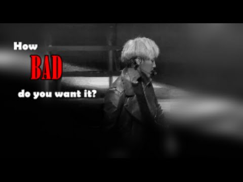 [FMV] HOSHI - How Bad Do You Want It