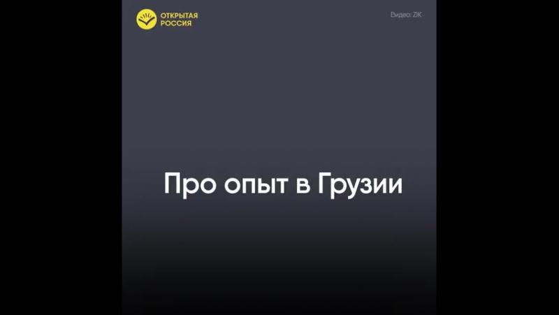Скорее всего посадки грузинских коррупционеров очень огорчили Владимира Владимировича