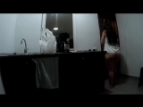 LittleAbbie Towel Drop Delivery Flash Nude Big Bum Tits and Compilation