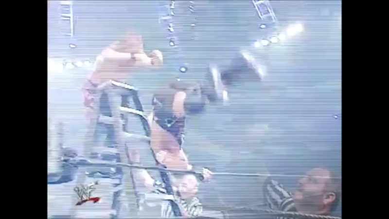 Chris Jericho vs Rob Van Damm