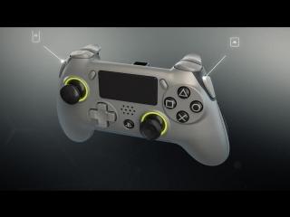 Scuf vantage controller - e3 2018 trailer _ ps4