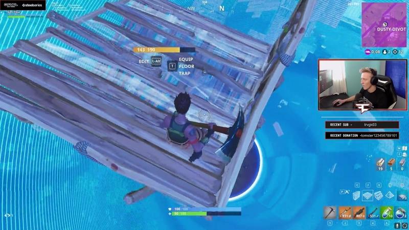 Skybase trickshot