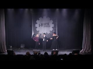 VIXX -  Freiheit (Ярославль) - J-Rock Конвент 2018