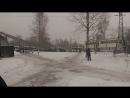 Открытие монумента На страже мира перед проходной завода Урал