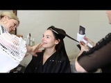 Behind the Scenes of Eline Powell for Country &amp Town House Magazine