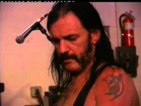 Motörhead Rehearsing 2001