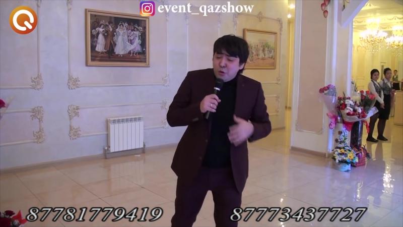 Мейрамбек Беспаев тойда жанды дауыс