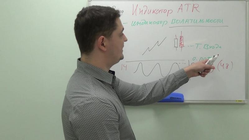 Индикатор волатильности на Форекс - ATR. Как его использовать в трейдинге