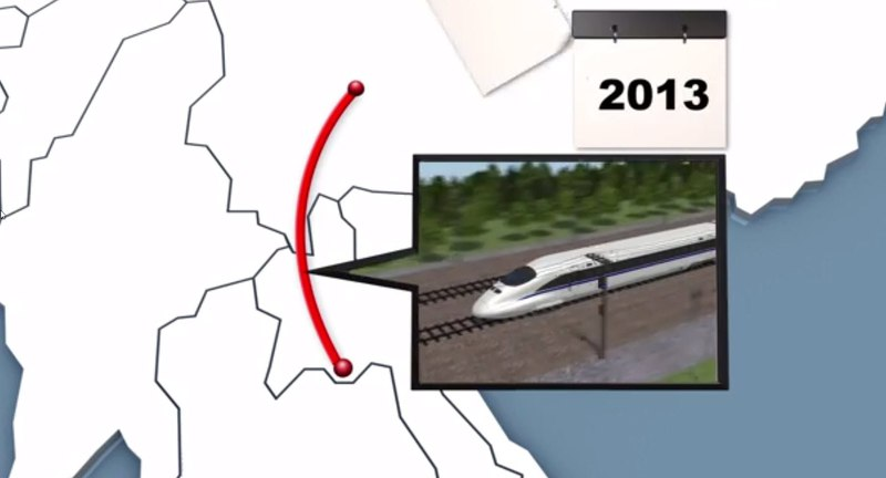 Yunnan-Singapore Link How China is building a trans-Asia high-speed railway network