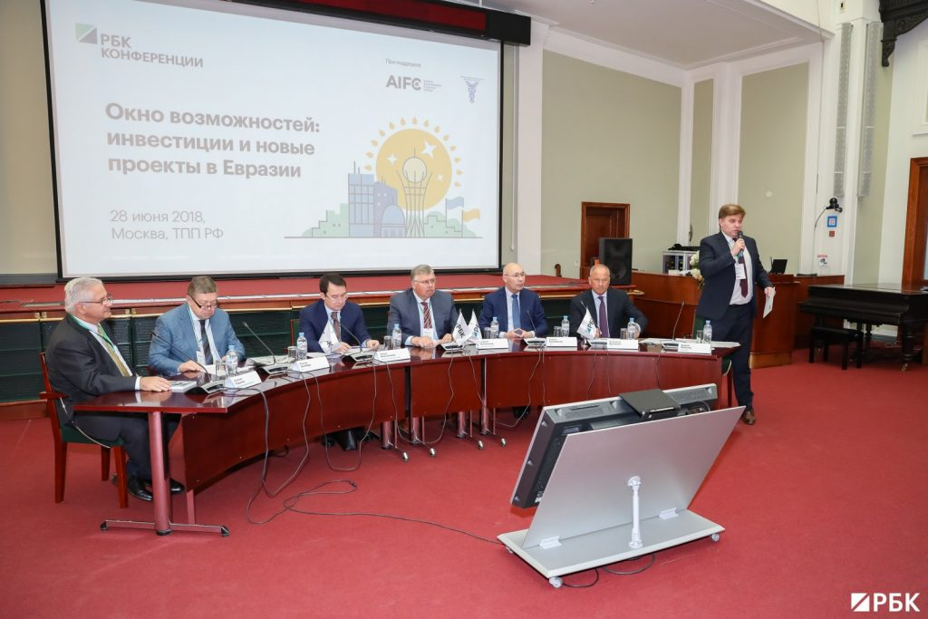 Руслан Гринберг: Астана станет полноценным финансовым хабом для Евразии