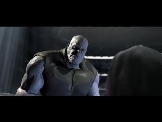 Мстители 3: Война бесконечности — Вырезанная сцена (Субтитры, 2018)