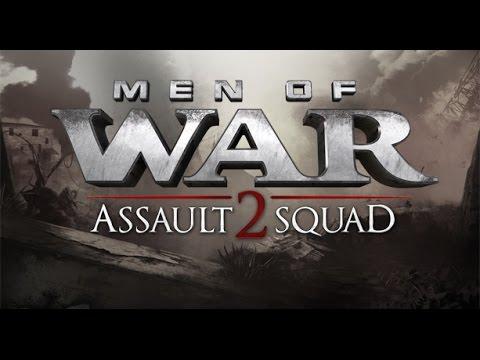 Стрим - прохождение Men Of War: Assault Squad 2 Часть 2-1