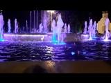 г.Анапа поющий фонтан