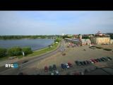 Прогулка по Выборгу [2013, Документальный, HDTV 1080i]