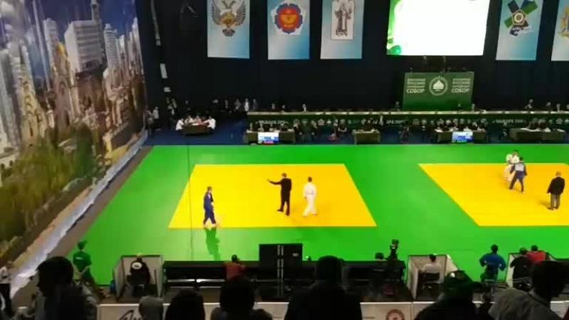 Всероссийские соревнования по дзюдо посвященные 25 летию международной общественной организации Вс