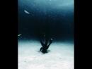 Вечерний релакс на дне океана!