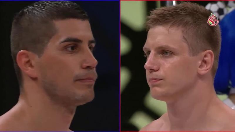 Dmitriy Menshikov (Дмитрий Меньшиков) RUS VS Ljubo Jalovi (Любо Ялови) SPB