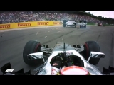 5 Crazy Onboards | German Grand Prix