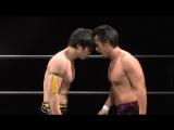 KUDO, Masahiro Takanashi vs. Kota Umeda, Yuki Ueno (DDT - Shin-kiba Ikimasu!!)