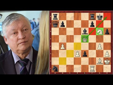 Super System III Computer Blundered Mate In One vs Karpov
