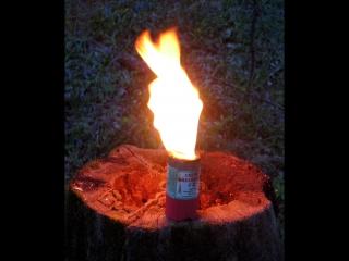 Свеча факельная