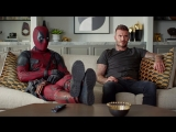 Дэдпул 2 | Deadpool 2 | With Apologies to David Beckham