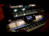 Jan Hammer Crocketts Theme - Cover Yamaha Tyros Montage